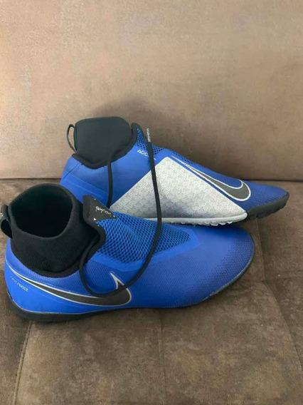 Chuteira Nike Phantom React Pro Society