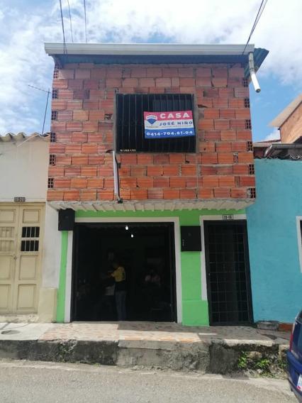 Se Vende Casa En Barrio Obrero