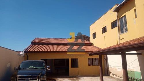 Imagem 1 de 12 de Casa Com 2 Dormitórios À Venda, 110 M² Por R$ 373.000,00 - Jardim Do Bosque - Hortolândia/sp - Ca13975