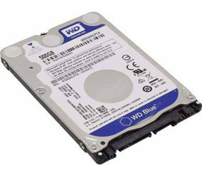 Hd Notebook 2.5 500gb - 5400rpm -wd5000lpcx Western Digital