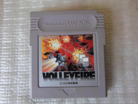 Volleyfire Original Para Game Boy, Color & Advance - Navinha