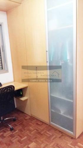 Venda - Apartamento - Jardim Santana - Americana - Sp - 3047