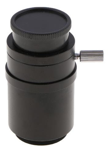 Imagen 1 de 5 de Trinocular Stereo Microscopio 1x Ccd C-mount Lente Adaptador