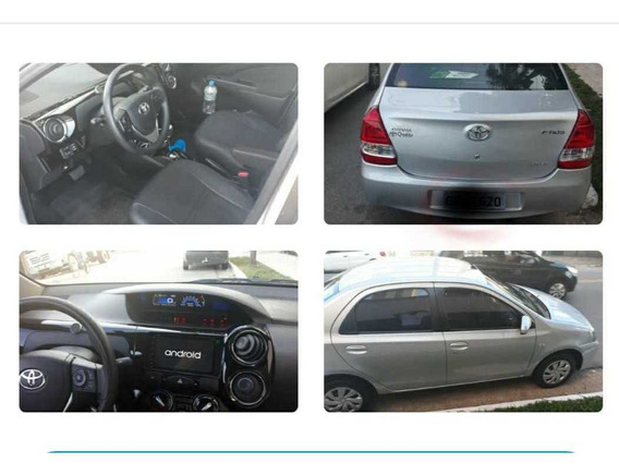 Toyota Etios Sedan Xs Aut