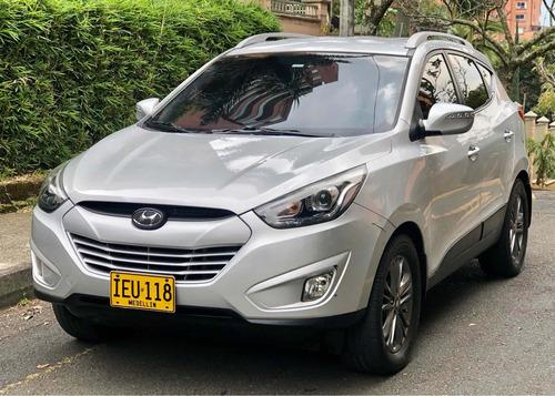 Hyundai Tucson Diésel 4x4 Automatic
