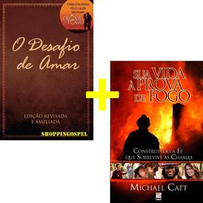 Prova De Fogo O Livro + Desafio De Amar Livro Do Filme