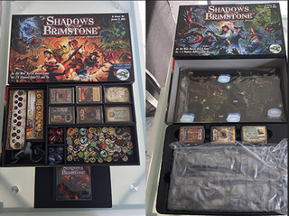 Shadows Of Brimstone City Of The Ancients Y Swamps Of Death