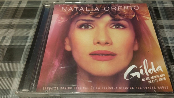Natalia Oreiro - Gilda - Banda Sonora - Cd Original