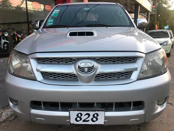 Toyota Hilux Srv 3.0 Full Full 2007 Anticipo 50%