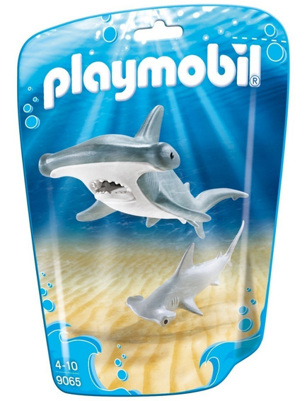 Playmobil 9065 - Tubarões Martelo
