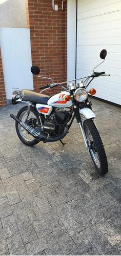 Yamaha Tt 125