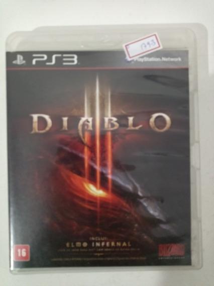 Sony Ps3 Diablo Iii Totalmente Em Português Lote179