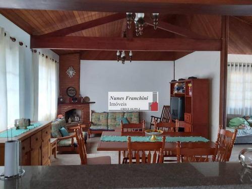 Mairinque/sp - Chácara Em Condomínio Fechado 2700m² - R$ 880.000,00 - Ch0024