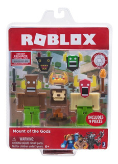 Roblox - Mount Of Gods - Original - Nuevo!!!