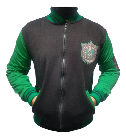 Chamarra Slytherin Harry Potter Cosplay
