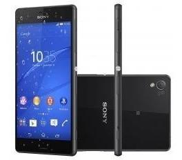 Smartphone Sony Xperia Z3 Dual Chip 4g Android 4.4 Câm. 20.7