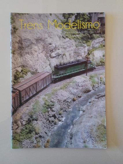 Revista Trens Modelismo Edição 93 Ferromodelismo