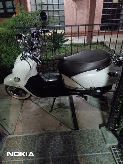 Motoneta Italika 2014 125cc.