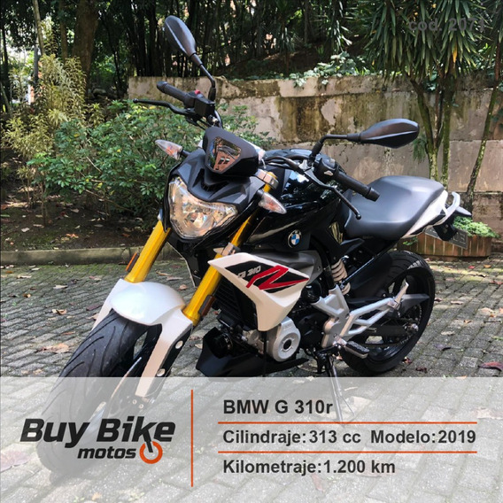Bmw G310 R Como Nueva Negociable