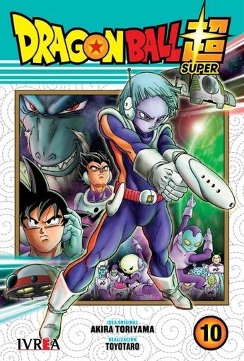 Dragon Ball Super # 10 - Akira Toriyama