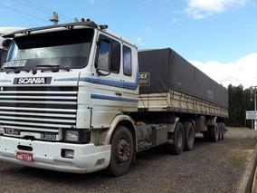 Scania R 113 360 - 6x2 - 1996 - Imperdivel - R$ 95.000,00