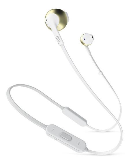 Fone De Ouvido Jbl T205bt Sem Fio Bluetooth Original