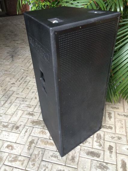 Sistema Sonorização Jbl 2 Subs 2 Mid Dbx Amplificador Elite