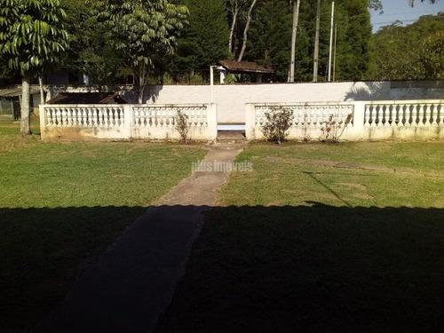 Sitio  Pesque E Pague/  Juquitiba - Ab133809