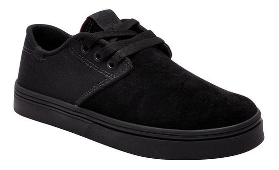 Tênis Preto Hocks Del Mar Original