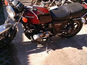 Kawasaki Kz 1000 St 1980