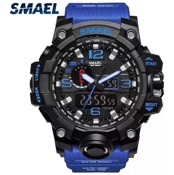 Smael 1545 Azul Top Esportivo (promoção)