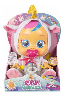 Cry Babies Dreamy Unicornio - Entrega Inmediata
