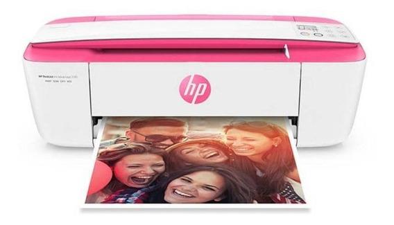 Impressora Multifuncional Hp 3786 Deskjet Ink Advantage Wire