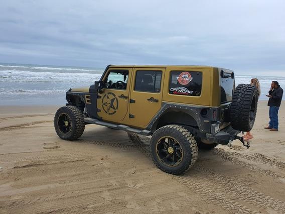 Jeep Wrangler 2008 X Sahara Unlimited 4x4 At