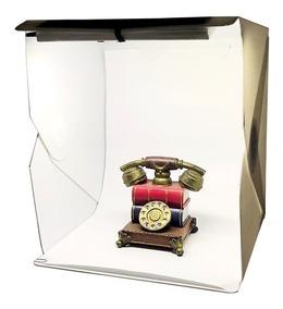 Estudio Fotográfico - Photo Studio Box, Com Led