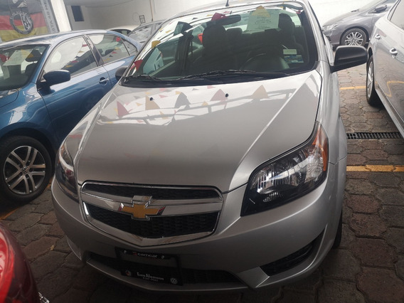 Chevrolet Aveo J Aut Mod.2017