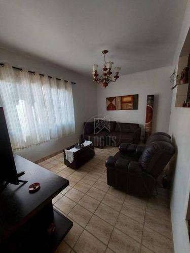Imagem 1 de 21 de Apartamento Com 2 Dormitórios À Venda, 80 M² Por R$ 280.000,00 - Baeta Neves - São Bernardo Do Campo/sp - Ap1188