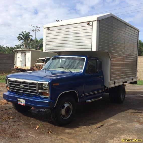 Camiones Cavas