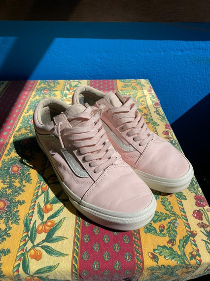 Tenis Vans Old School Rosa
