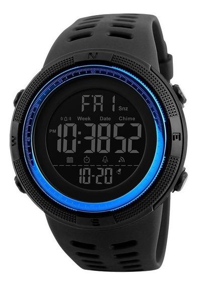 Relógio Masculino Skimei Digital Aprova D