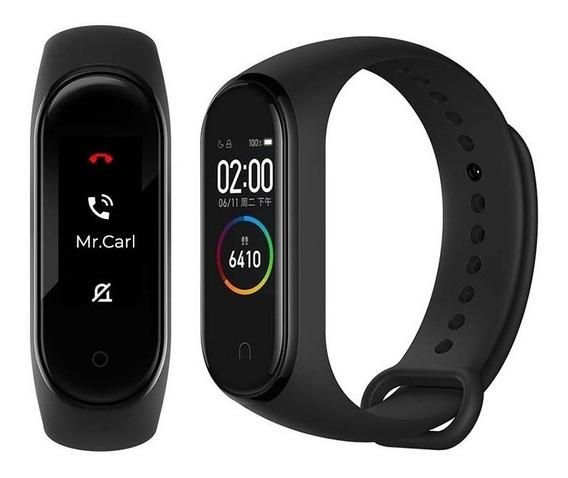 Smartwatch Xiaomi Mi Band 4 100% Original Preto