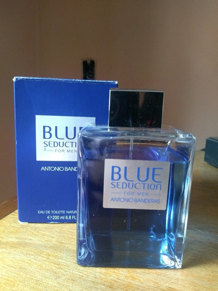 Perfume Blue Seduction
