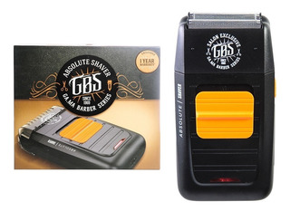 Gama Barber Series Gbs Absolute Shaver Afeitadora Cortadora