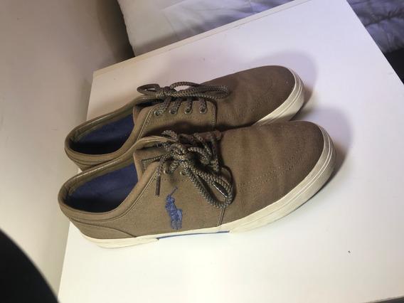 Sapatênis Polo Ralph Lauren