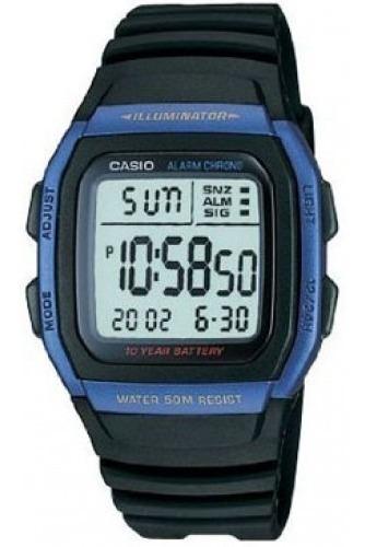 Reloj Casio Modelo: W-96h-2a Envio Sin Costo