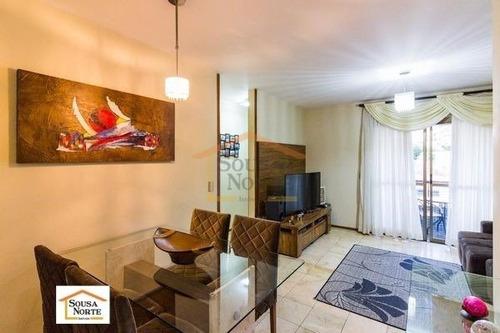 Apartamento, Venda, Santana, Sao Paulo - 11144 - V-11144