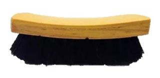 Cepillo Bolero Lustrado De Calzado Cerdas 100% Naturales