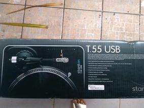 Toca Discos T.55 Usb