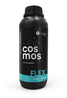Resina Cosmos - Flex - Yller - Flexível - 500 Ml
