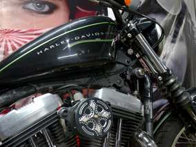 Muchos Extras Nightster 1200 Harley Sportster Poco Uso